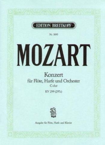 Concerto C Major K299: Flute & Piano (Henle)