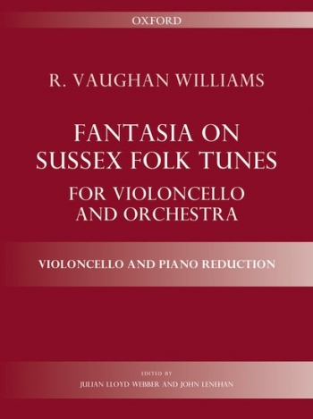 Fantasia On Greensleeves: Viola Or Cello & Piano  (Oxford)