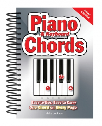 Piano & Keyboard  Chords  Revised & Updated (Jackson)