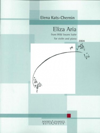 Eliza Aria: From The Wild Swans: Violin And Piano