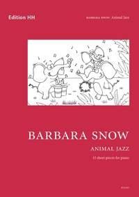 Animal Jazz 15 Short Pieces: Piano Solos (Snow)