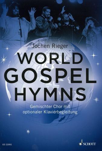 World Gospel Hymns Vocal SATB (Rieger)