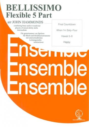 Bellissimo Flexible 5 Part: Score & Parts (Hammonds)
