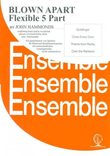 Blown Apart Flexible 5 Part: Score & Parts (Hammonds)