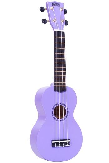 Mahalo Rainbow Soprano Ukulele Mahalo Purple
