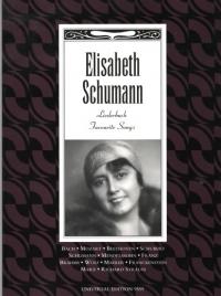 Elisabeth Schumann Songbook (Universal)
