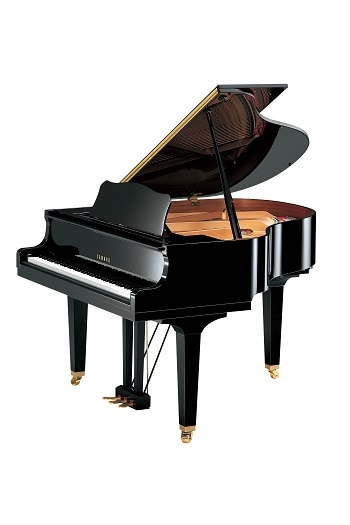 Yamaha GB1 Grand Piano In Polished Ebony Finish