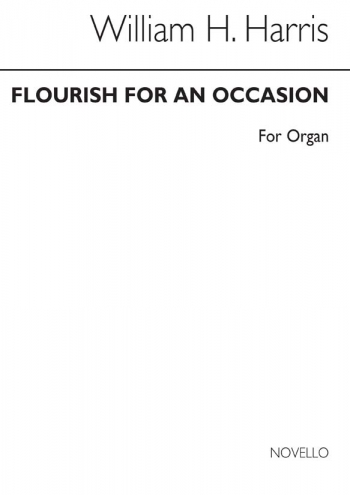 Flourish For An Occasion: Organ (Archive)(Novello)