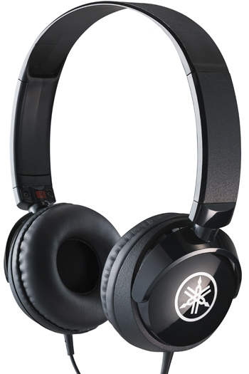 Yamaha Headphones HPH-50 In Black