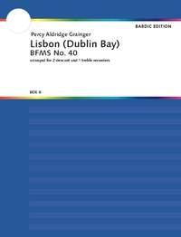 Lisbon For 3 Recorders (SSS)