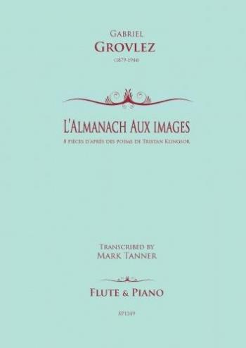 L Almanach Aux Images: Flute & Piano (Spartan)
