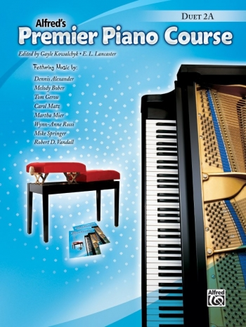 Alfred Premier Piano Course 2a: Duet