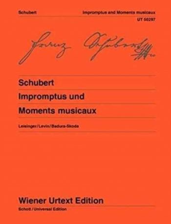 Impromptus Op.90 & Moments Musicaux Op.94: Piano   (Wiener Urtext)