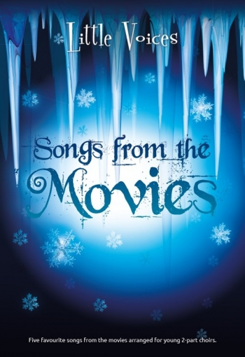 Little Voices Songs From The Movies: 5 Simple Pieces Choirs: Ss: Vocal & Piano  (carson)