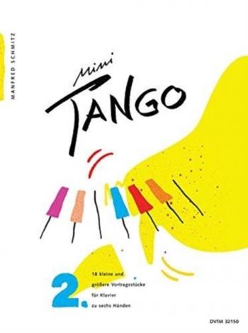 Mini Tango 2: Piano Duet (schmitz) (Breitkopf)