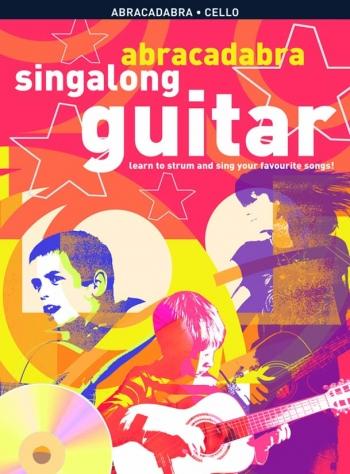 Abracadabra Singalong Guitar Book & Cds (Collins)