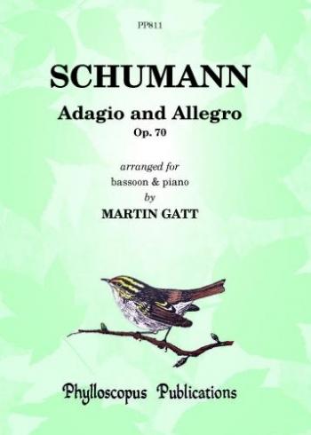 Adagio And Allegor OP70: Bassoon And Piano (Gatt)