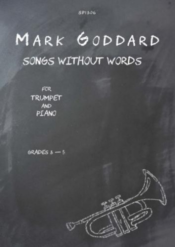 Song Without Words: Trumpet & Piano (gr 3: 5) (goddard)