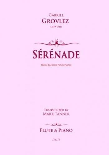 Serenade From Francies For Piano: Flute & Piano