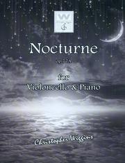 Nocturne Op77a  Cello & Piano  (Wiggins)