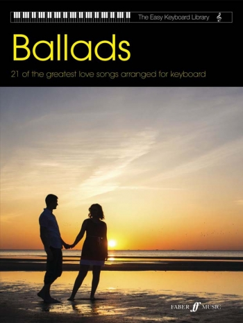 Easy Keyboard Library: Ballads: Keyboard: Album