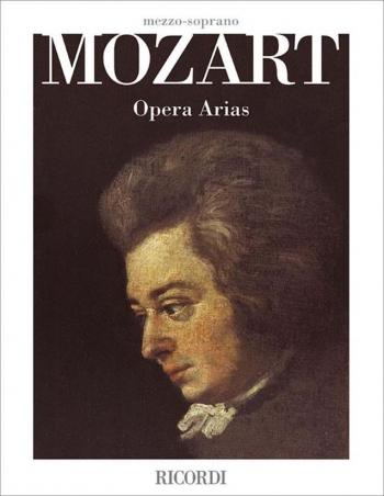 Opera Arias Mezzo-Soprano  Voice  & Piano (Ricordi)