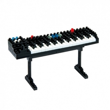 Nanoblock Synthesizer Keyboard