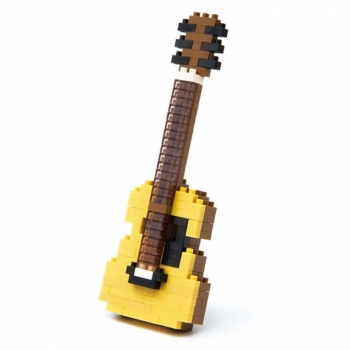 Nanoblock Acoustic Guitar