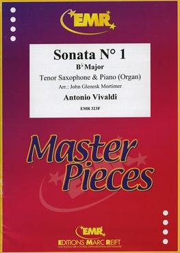 Sonata No 1 In Bb Minor: Tenor Sax & Piano