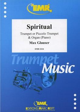 Spiritual: Trumpet & Organ ( Glauser)