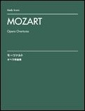 Opera Overtures  Miniature Score Urtext