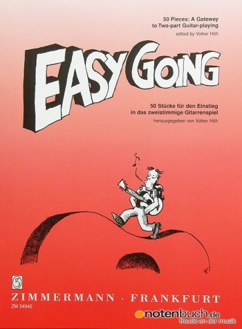 Easy Going: 50 Pieces A Gateway To Two-part Playing (Hoh)