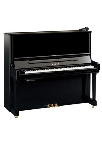 Silent Piano: Yamaha YUS3SH: Polished Ebony