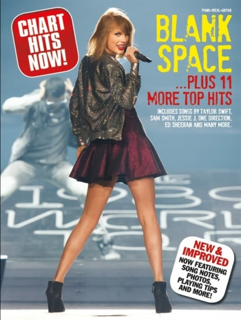 Chart Hits Now! - Blank Space... Plus 11 More Top Hits: Piano Vocal Guitar