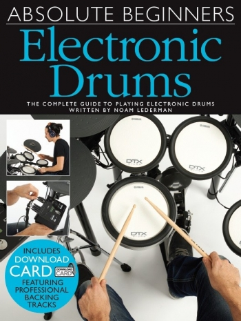 Absolute Beginners Electronic Drums: Tutor