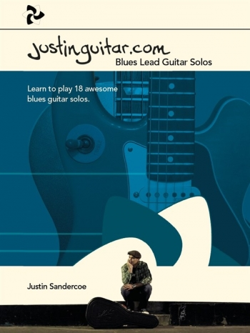 Justinguitar.com Justin Sandercoe: Blues Lead Guitar Solos
