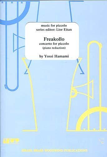 Freakollo Concerto For Piccolo Solo