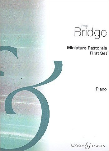 Minitaure Pastorales First Set: Piano (Boosey)