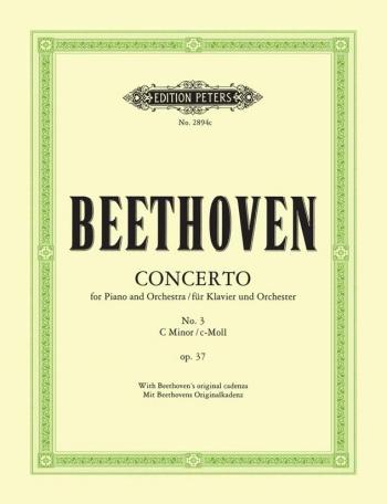 Piano Concerto No.3 in C minor, Op.37  Abridged (Peters)