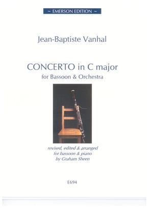 Concerto In C Major: Bassoon & Piano (Sheen)