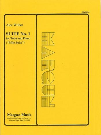 Suite No 1  Effie Suite  For Tuba & Piano