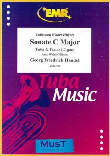 Sonata In C For Tuba & Piano Arr Hilgers