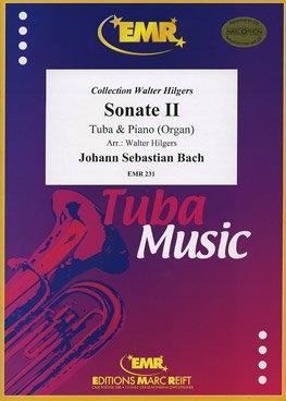Sonata No 2 Tuba & Piano Arr  Walter Hilgers