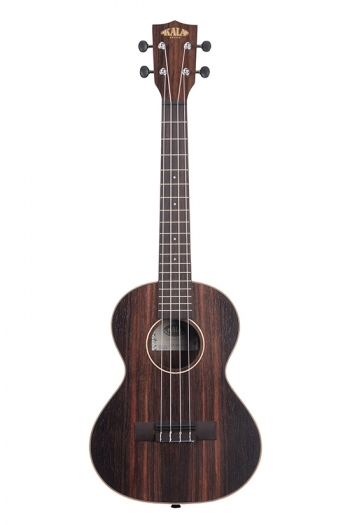 Kala KA-EBY-T  Ebony Striped Tenor Ukulele