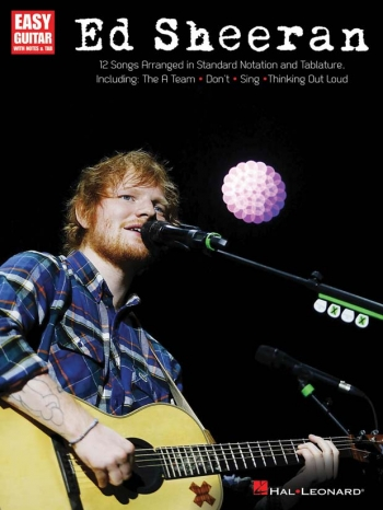 Ed Sheeran 12 Songs For Easy Guitar