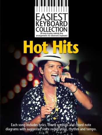 Easiest Keyboard Collection: Hot Hits