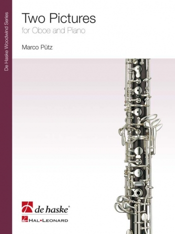 Two Pictures For Oboe & Piano (De Haske)