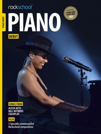 Rockschool Piano Grade Debut: Book & Downloads