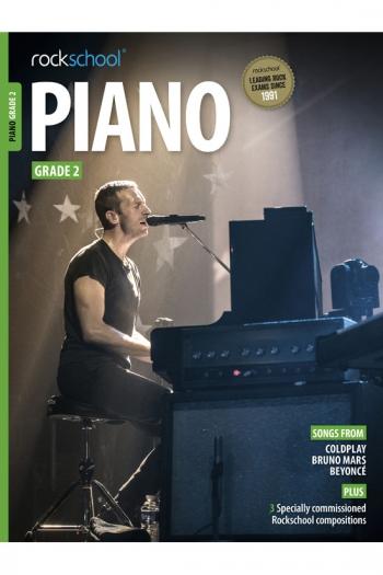 Rockschool Piano Grade 2: Book & Downloads