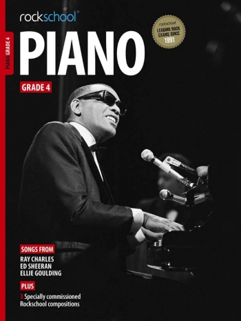 Rockschool Piano Grade 4: Book & Downloads